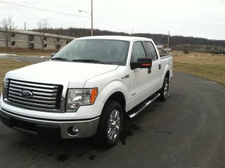 2012 Ford F - 150 Xlt Crew Cab Pickup 4 - Door 3.  5l photo