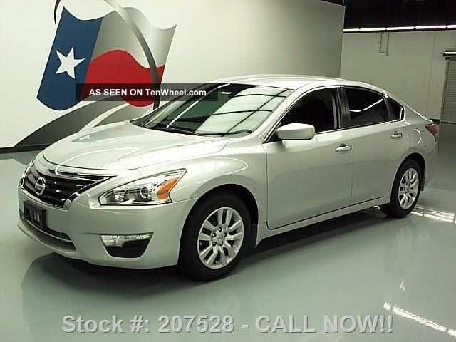 2014 nissan altima 2 5 s sedan automatic cruise ctrl 9k texas direct auto. Black Bedroom Furniture Sets. Home Design Ideas