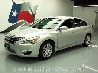 2014 Nissan Altima 2.  5 S Sedan Automatic Cruise Ctrl 9k Texas Direct Auto photo