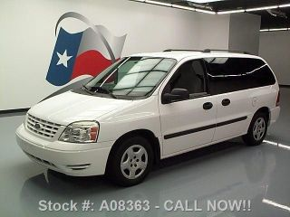 2007 Ford Freestar Se 7 - Passenger Cruise Control 60k Mi Texas Direct Auto photo