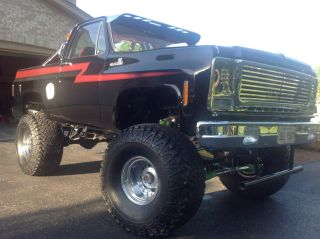 1978 Chevrolet Blazer (former Show Truck) photo