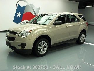 2012 Chevy Equinox Cruise Control Alloy Wheels Only 42k Texas Direct Auto photo