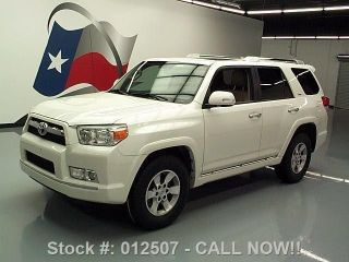2010 Toyota 4runner Sr5 77k Mi Texas Direct Auto photo