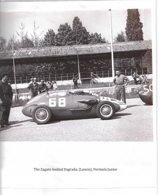 1959 Lancia Dagrada Formula Junior Racer photo