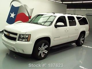 2012 Chevy Suburban Lt 8 - Pass Dvd 20 ' S 44k Texas Direct Auto photo