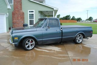 1971 Chevrolet C - 10 Longbed photo