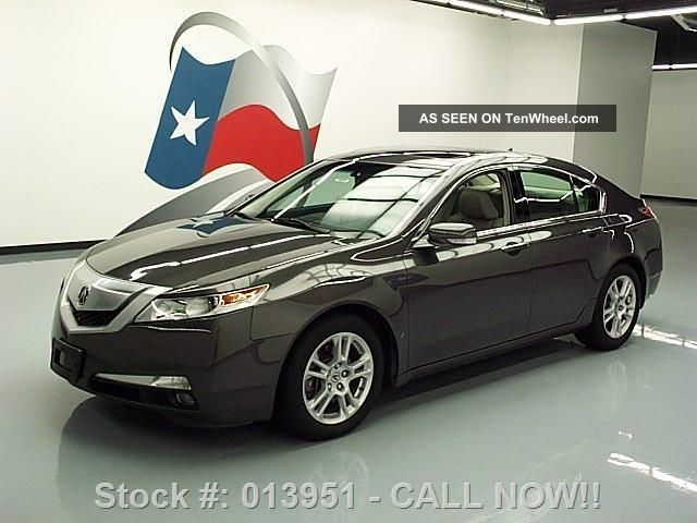 2010 Acura Tl Tech Htd 57k Texas Direct Auto TL photo