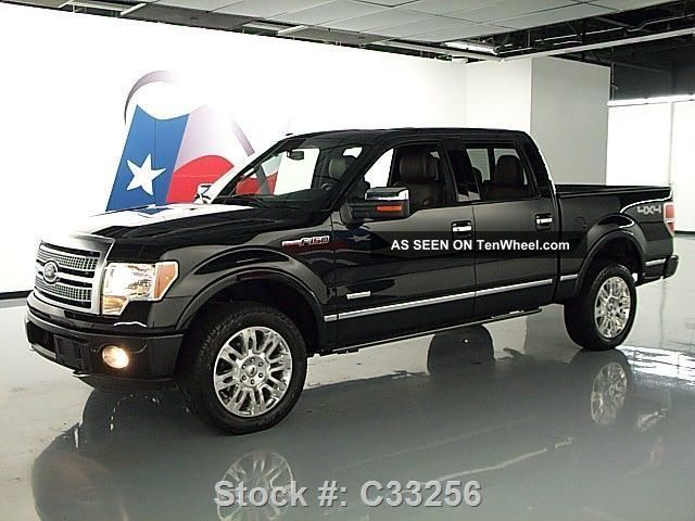 2012 ford f 150 platinum crew 4x4 ecoboost texas direct auto. Black Bedroom Furniture Sets. Home Design Ideas