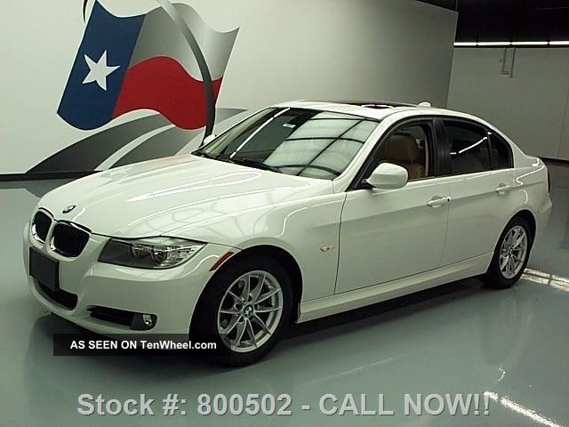 2010 Bmw 328i Sedan Automatic 68k Texas Direct Auto 3-Series photo