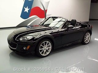 2010 Mazda Mx - 5 Miata Grand Touring Hard Top Auto 15k Texas Direct Auto photo