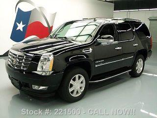 2011 Cadillac Escalade Awd 7 - Pass 49k Mi Texas Direct Auto photo