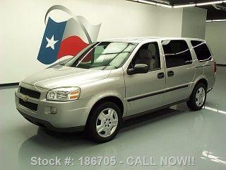 2008 Chevy Uplander 3.  9l V6 7 - Pass Cruise Control 71k Texas Direct Auto photo