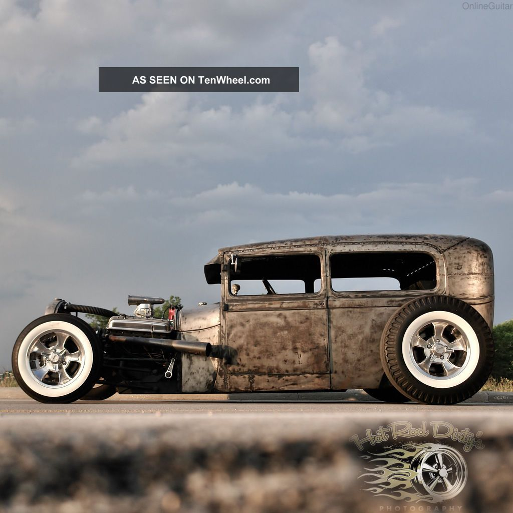 1929 Ford Model A Rat Rod