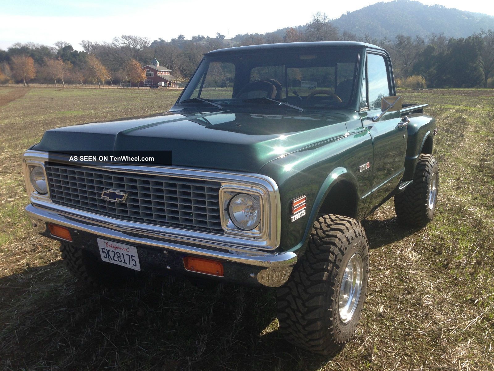 1972 Gmc 2500 4x4 For Sale Upcomingcarshq Com