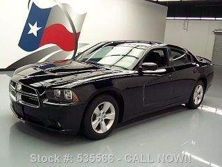 2013 Dodge Charger Sxt V6 Alpine Audio 42k Texas Direct Auto photo