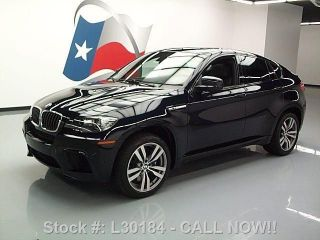 2013 Bmw X6 M Awd Hud 20 ' S 14k Mi Texas Direct Auto photo