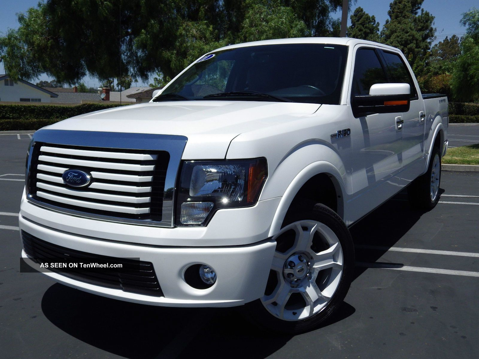 2011 ford f 150 lariat limited crew cab non smoker. Black Bedroom Furniture Sets. Home Design Ideas