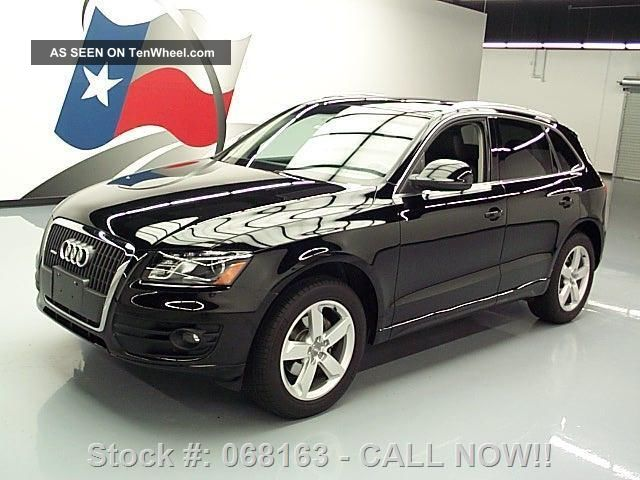 2012 Audi Q5 2.  0t Quattro Premium Plus Awd Texas Direct Auto Q5 photo