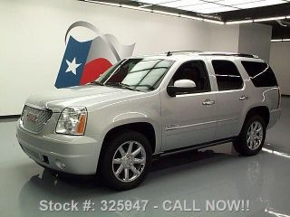 2012 Gmc Yukon Denali Dvd 20 ' S 46k Texas Direct Auto photo