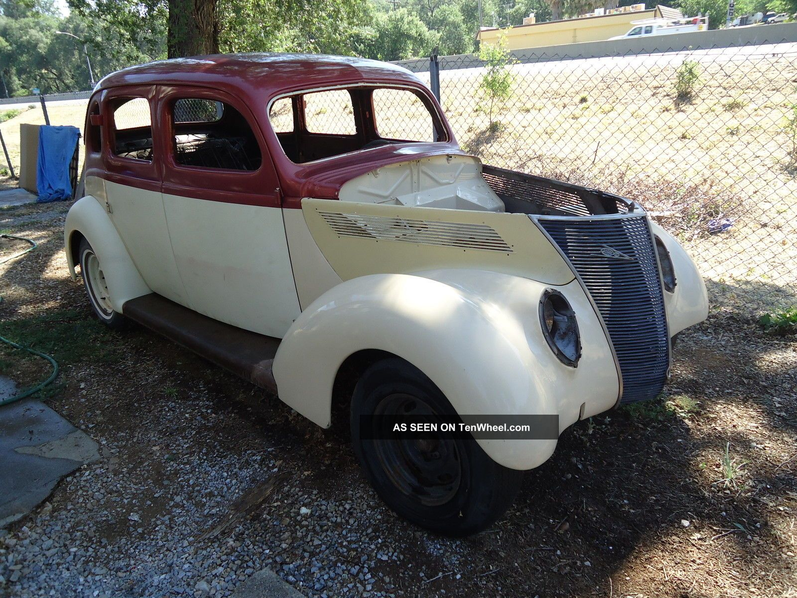 1937 ford slant back 4 door hot rod project very for 1937 ford 4 door humpback