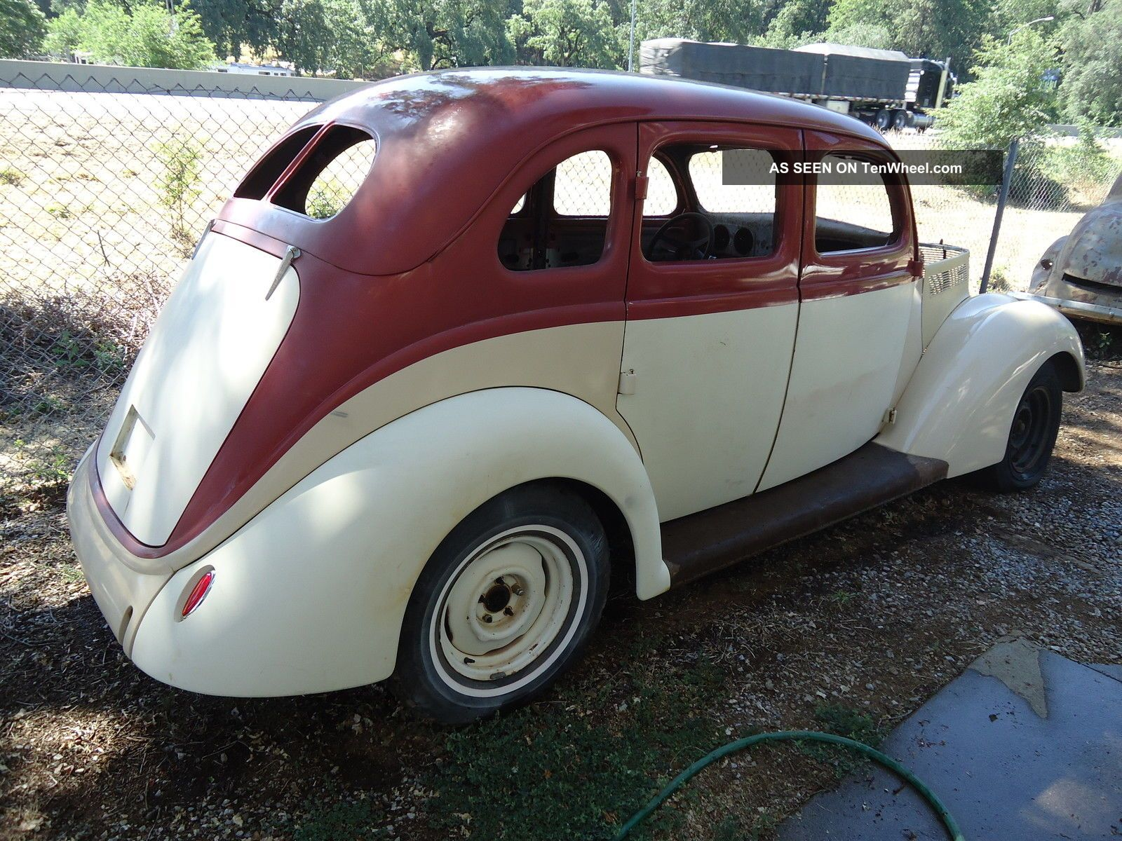 1937 ford slant back 4 door hot rod project very for 1937 ford sedan 4 door