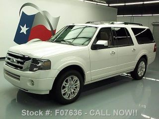 2011 Ford Expedition Limited El 64k Texas Direct Auto photo