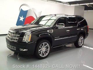 2012 Cadillac Escalade Platinum Awd Hybrid 22 ' S 33k Texas Direct Auto photo