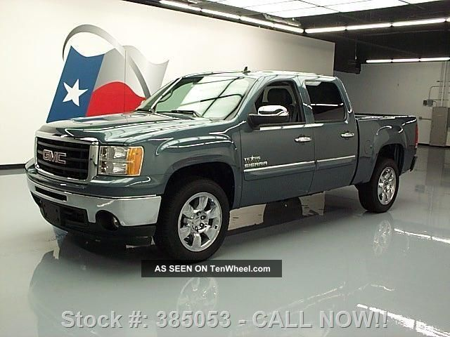 2011 Gmc Sierra Crew Texas Edition 20 ' S 59k Mi Texas Direct Auto Sierra 1500 photo