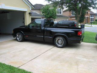 1997 Chevrolet S10 photo
