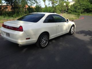 1999 Honda Accord Ex Coupe 2 - Door 2.  3l photo
