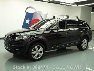 2011 Audi Q7 Quattro Tdi Prem Plus Awd Diesel Pano Roof Texas Direct Auto photo
