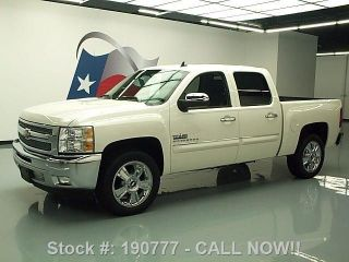 2012 Chevy Silverado Texas Ed Lt Crew 6 - Pass 20 ' S 8k Mi Texas Direct Auto photo