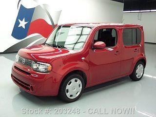 2011 Nissan Cube 1.  8l Automatic Cruise Ctl Cd Audio 42k Texas Direct Auto photo