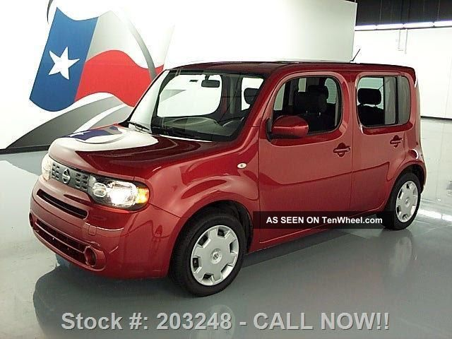 2011 nissan cube 1 8l automatic cruise ctl cd audio 42k texas direct auto. Black Bedroom Furniture Sets. Home Design Ideas
