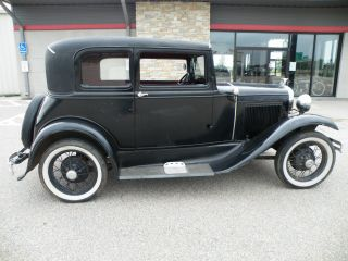 1931 Ford Model A Vicky