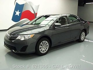 2012 Toyota Camry L Sedan Cruise Control Cd Player 21k Texas Direct Auto photo
