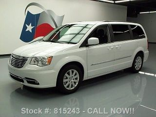 2013 Chrysler Town & Country Touring Dvd 13k Mi Texas Direct Auto photo