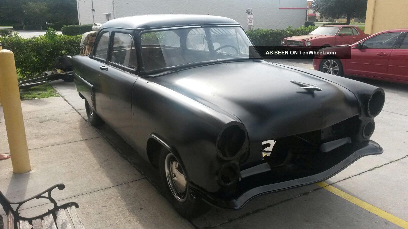 1952,  1953,  1954 Ford,  Customline,  Rat Rod,  Hot Rod,  2 Door,  Coupe Other photo