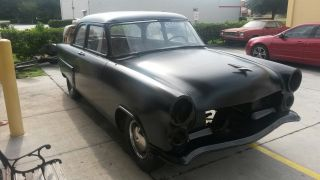 1952,  1953,  1954 Ford,  Customline,  Rat Rod,  Hot Rod,  2 Door,  Coupe photo