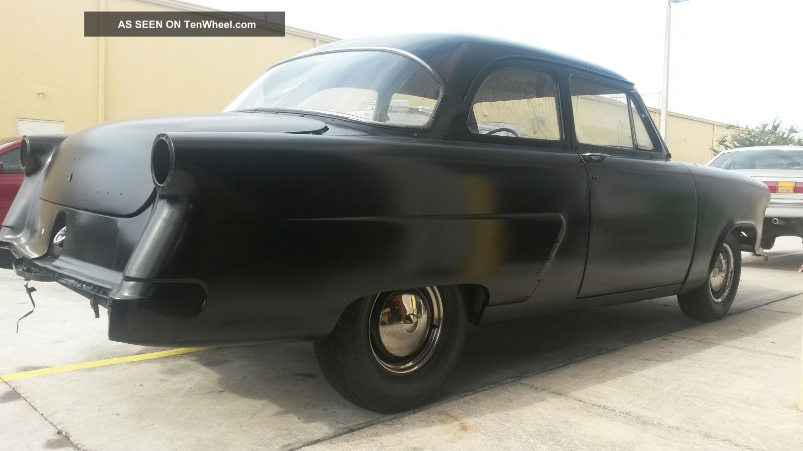 1952 1953 1954 ford customline rat rod hot rod 2 for 1953 ford 2 door coupe