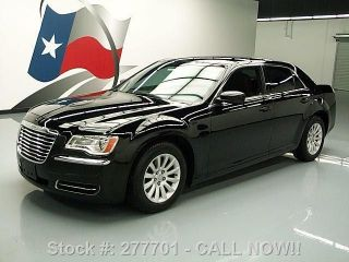 2012 Chrysler 300 V6 Cruise Control Alloy Wheels 35k Mi Texas Direct Auto photo