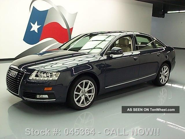 2010 Audi A6 3.  2 Premium Plus 42k Mi Texas Direct Auto A6 photo