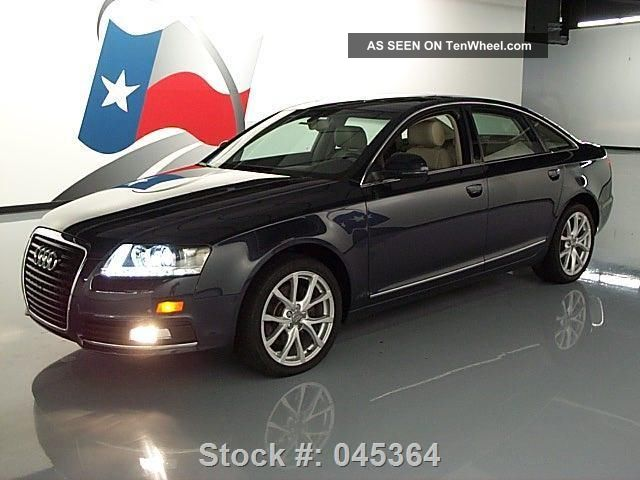 2010 audi a6 3 2 premium plus 42k mi texas direct auto. Black Bedroom Furniture Sets. Home Design Ideas