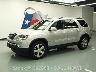 2012 Gmc Acadia Slt 7 - Pass Htd 34k Mi Texas Direct Auto photo
