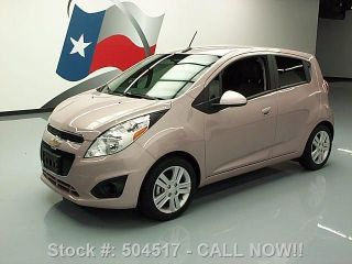 2013 Chevy Spark Lt 5 - Spd Mylink Cruise Control 26k Mi Texas Direct Auto photo