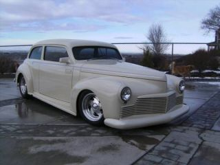 1942 Studebaker (custom Champion) photo