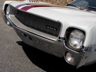 1969 Amx 390 Go - Pack - Good Driver photo