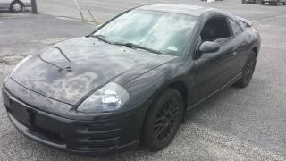 2001 Mitsubishi Eclipse Gt Coupe 2 - Door 3.  0l photo