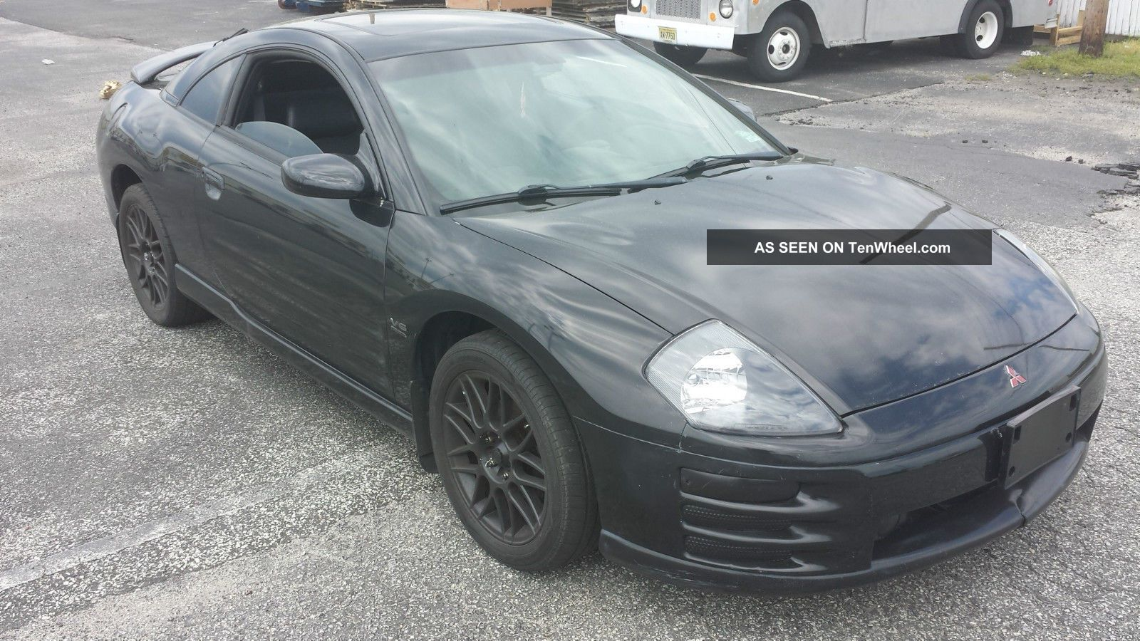 2001 mitsubishi eclipse gt coupe 2 door 3 0l. Black Bedroom Furniture Sets. Home Design Ideas