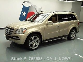2012 Mercedes - Benz Gl550 4matic Awd 26k Mi Texas Direct Auto photo